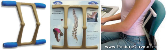 Reduce Back Stiffness & Pain with Posture Curve